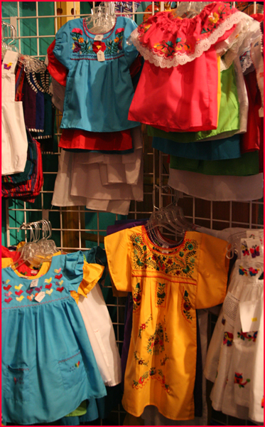 child clothing from mexico and gautemala